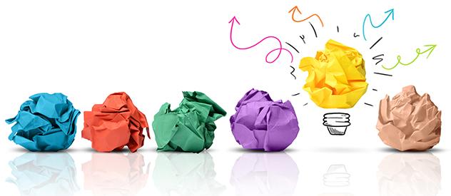 Los 5 consejos que te ayudarán a ser más creativo