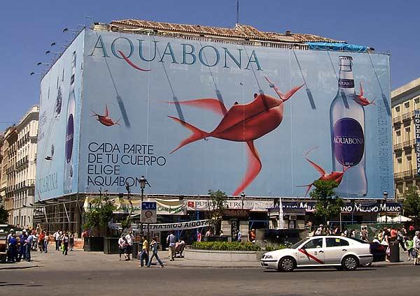 ¿Qué son las lonas publicitarias? Concepto de lona publicitaria