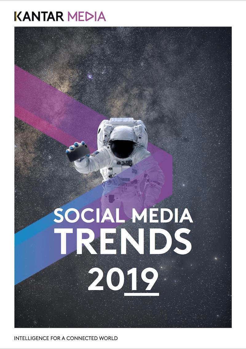 Portada informe Social Media Trends 2019